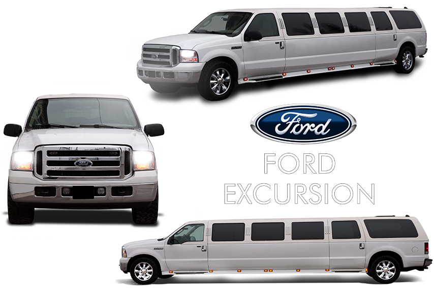 LIMO BÉRLÉS FORD EXCURSION